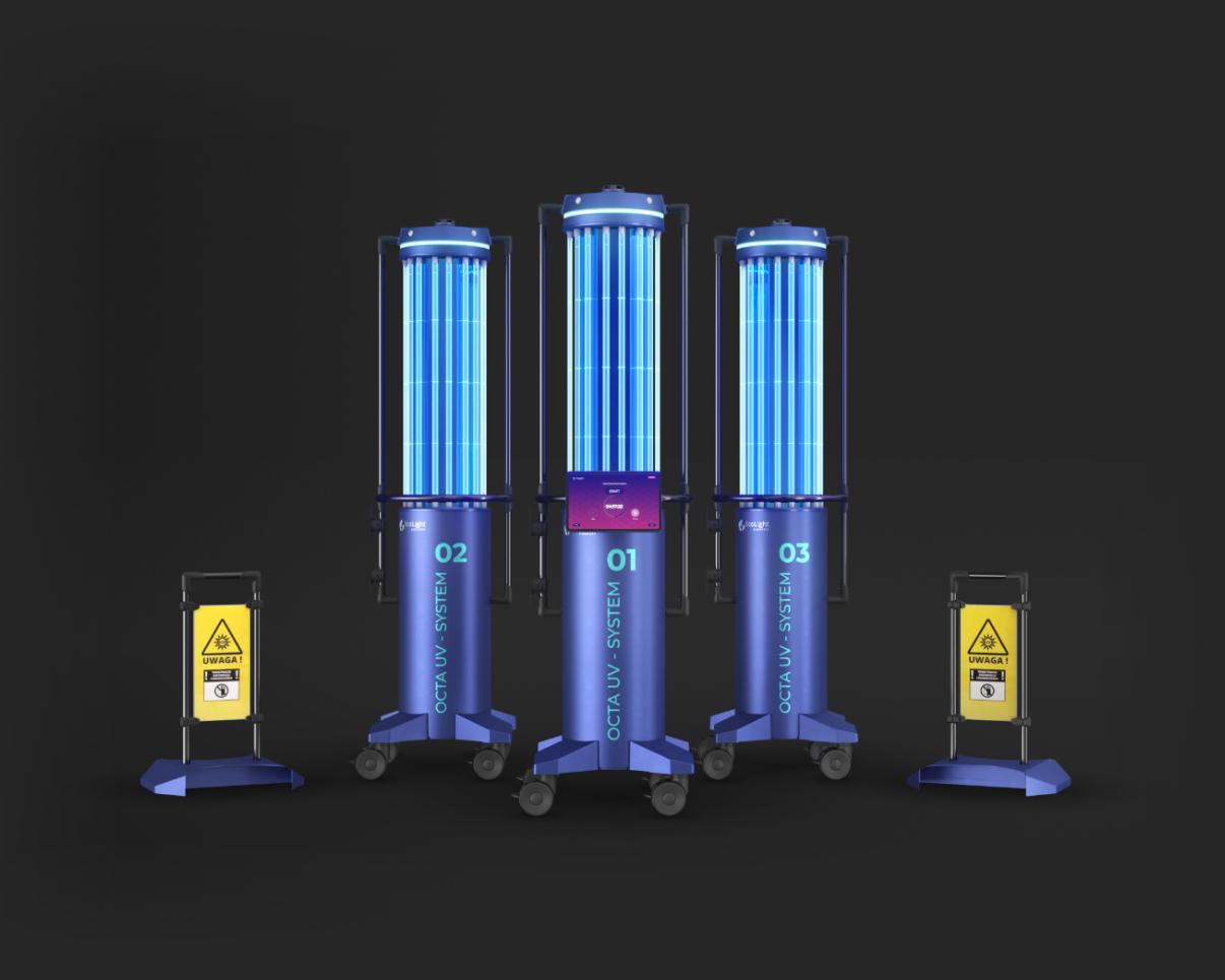 OCTA UV-SYSTEM